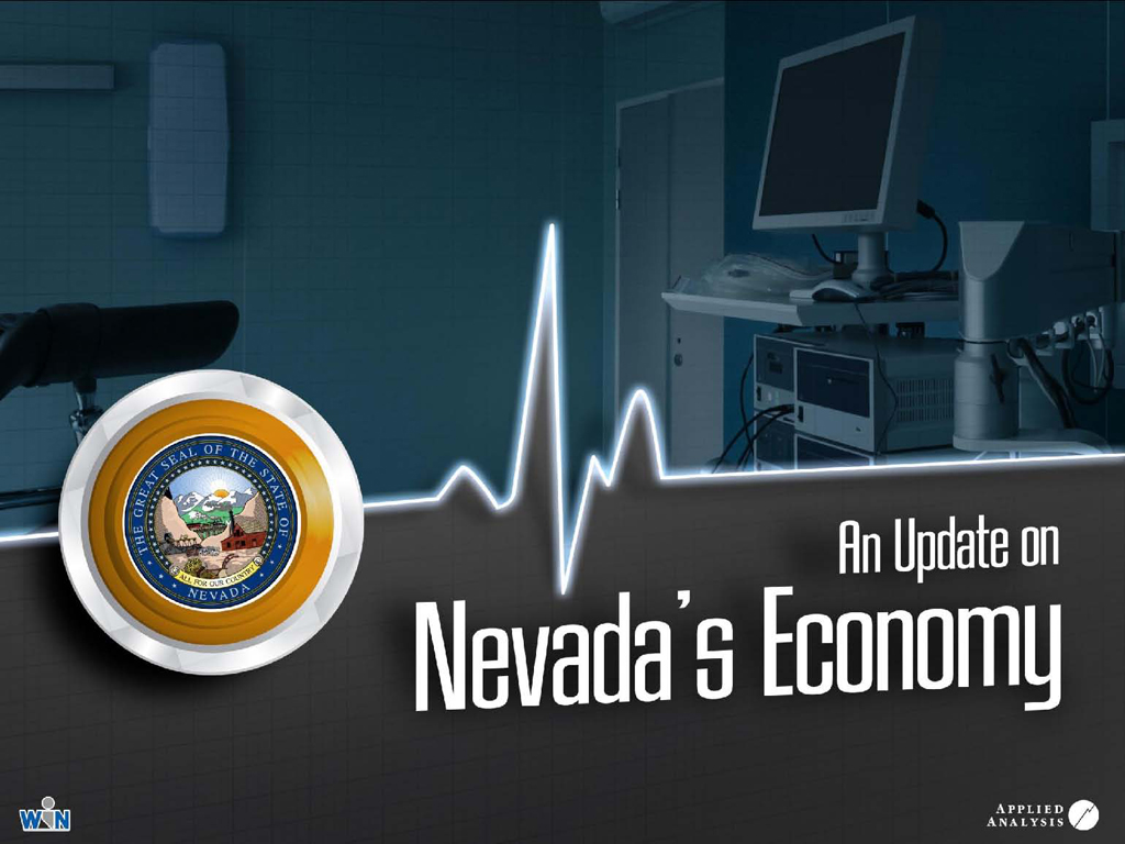Nevada's New Economy & Where It Started