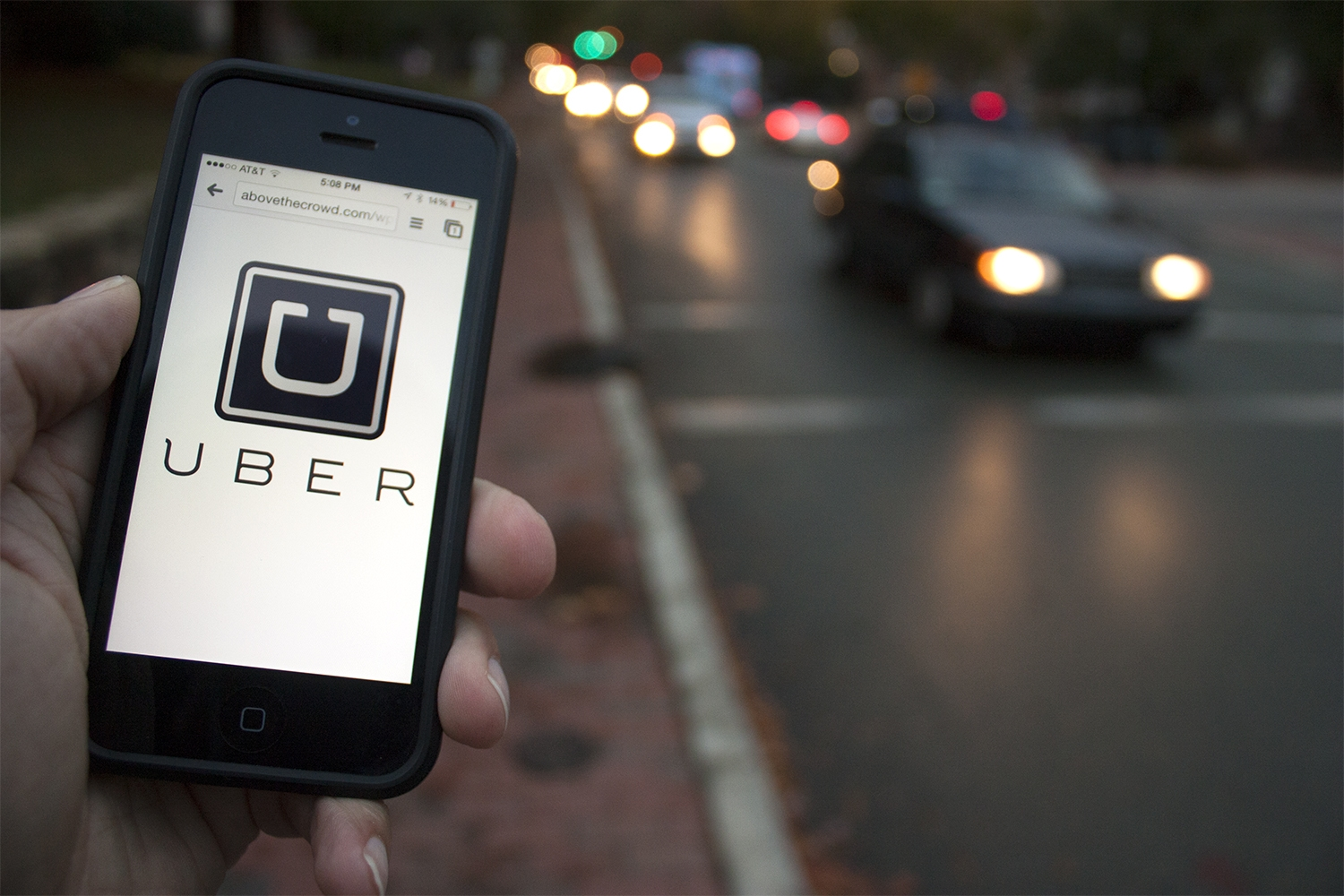 Uber Is Going To Give You a FREE Ride